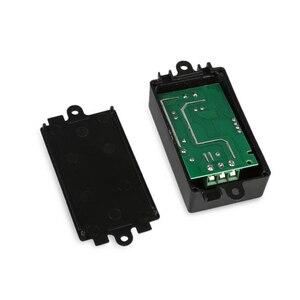 Image 5 - QIACHIP AC 250 V 110 V 220 V 1CH 433 Mhz Universelle Télécommande Sans Fil Commutateur Relais Module Récepteur Pour porte de Garage Porte Moteur