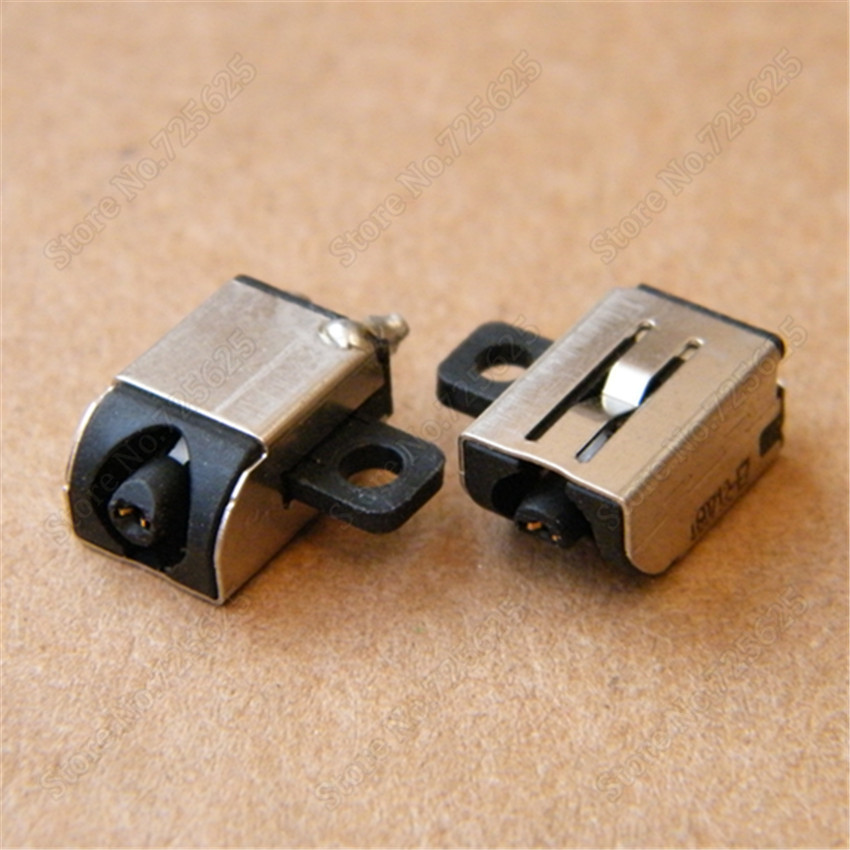 DC Power Jack Connector For DELL Inspiron 15 5565 5567 DC Jack Charge port Socket new dc power jack socket connector wire harness for laptop dell inspiron 15 3558 5455 5000 5555 5575 5755 5758