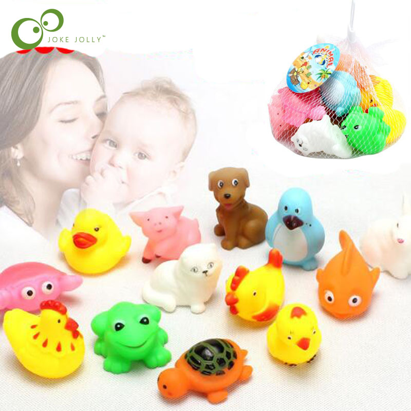 Toys For Infants >> Us 3 2 25 Off 13pcs Lot Baby Bathing Toys Infants And Young Children Called Toys Baby Gift Lyq In Bath Toy From Toys Hobbies On Aliexpress