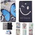 For Samsung Galaxy Tab E 9.6 Case SM-T560 /SM-T561 Case Cover Slim Ultralight Smile Tablet Cover 9.6 Inch Stand Flip Card Holder