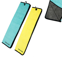 Golf towel Microfiber Cotton Water Absorption sport comfortable Soft sports free shipping