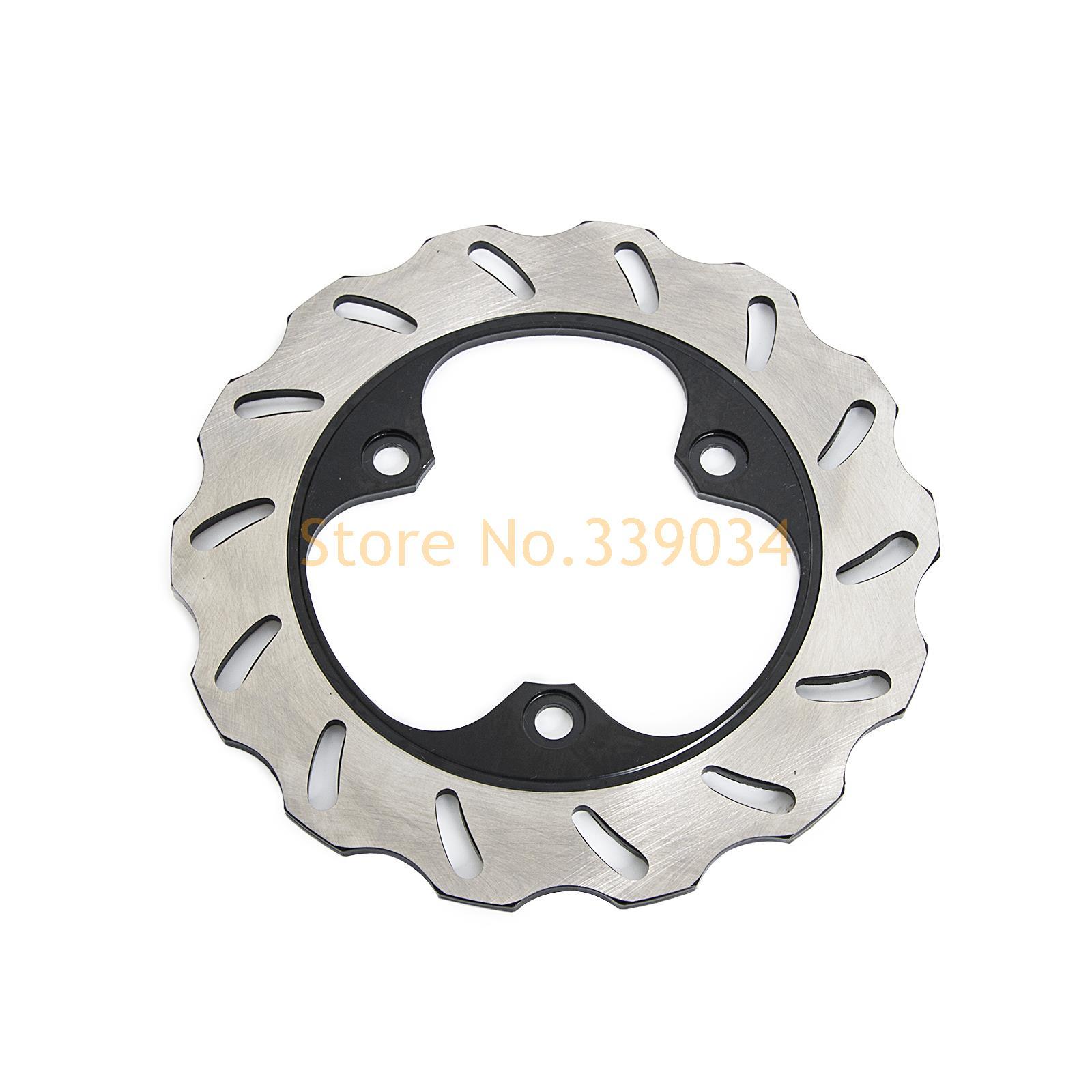 ФОТО Motorcycle Steel Rear Brake Disc For Honda CBR 250 RH (MC17) 87