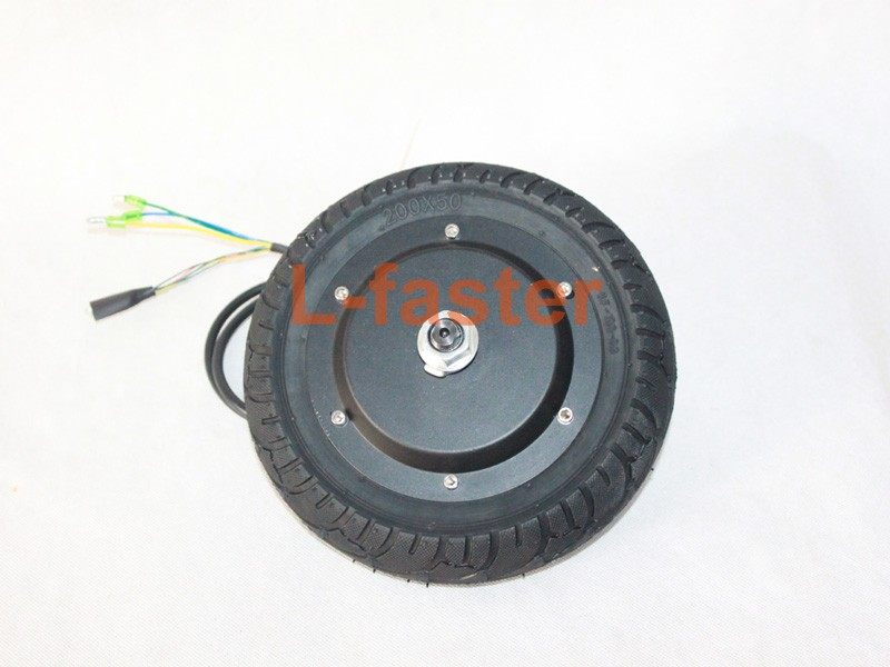 8 inch e-scooter 65mm hub motor kit -3-a