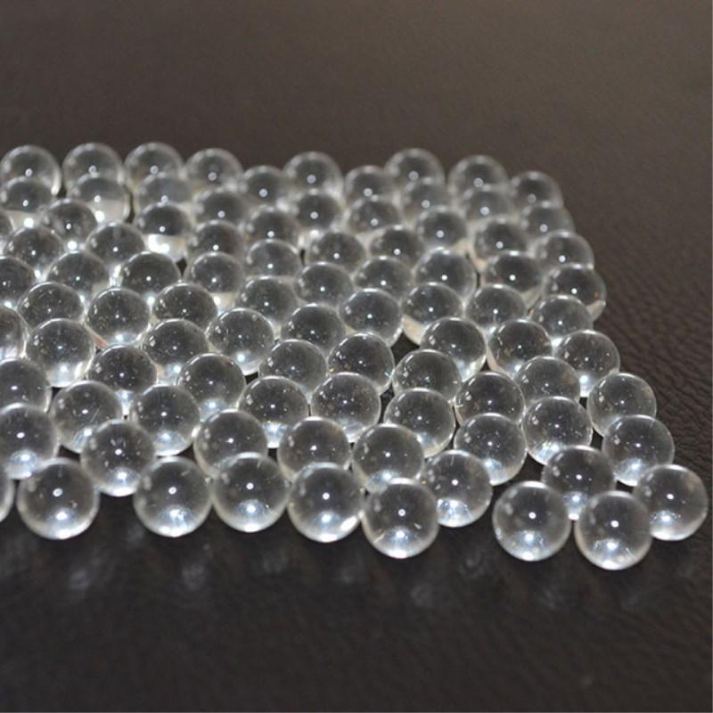 Glass Ball 100pcs 6mm7mm 8mm 9mml Slingshot Hunting Catapult Transparent Solid Marble Gardening Loose Beads Vase Filling