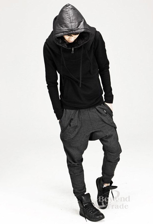 Aliexpress.com  Buy 2014 Bandana Pants Men Baggy Hip Hop Dance Sarouel  Harem Sweatpants Brand Drop Crotch Pant Parkour Trousers Mens Sports Pants  from