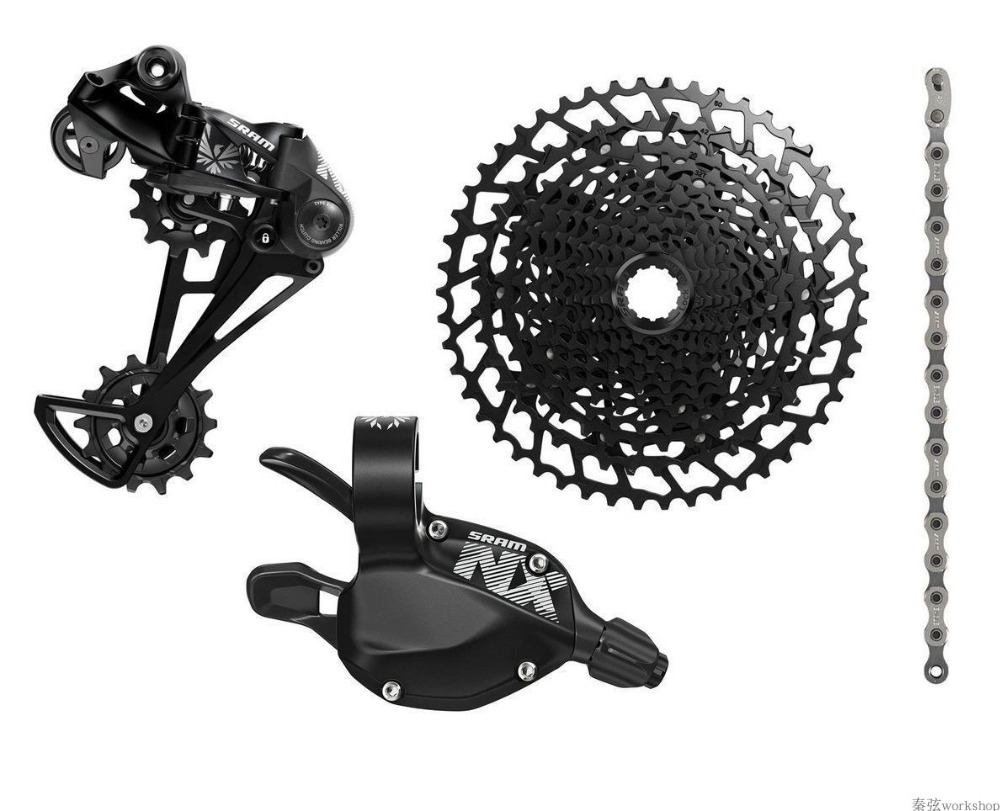 2018 NEW SRAM NX EAGLE 1x12 11 50T 12s speed Groupset Kit Trigger Shifter Rear Derailleur