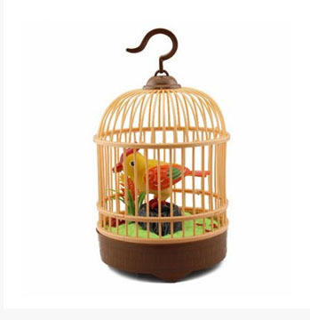 Simulation Of Electric Music Small Cage Birds Child Voice Simulation Bird Baby Know The Sound Toys & Gifts