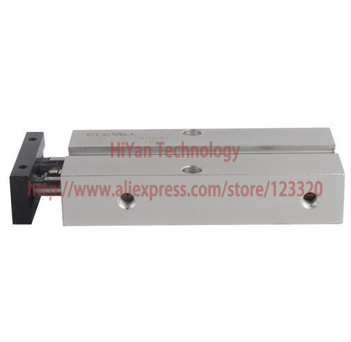 Pneumatic Cylinder TN Series TN16*25 Cylinder Standard Aluminium Alloy Two-Axis Double Pole new original pneumatic axis cylinder tr16x40s