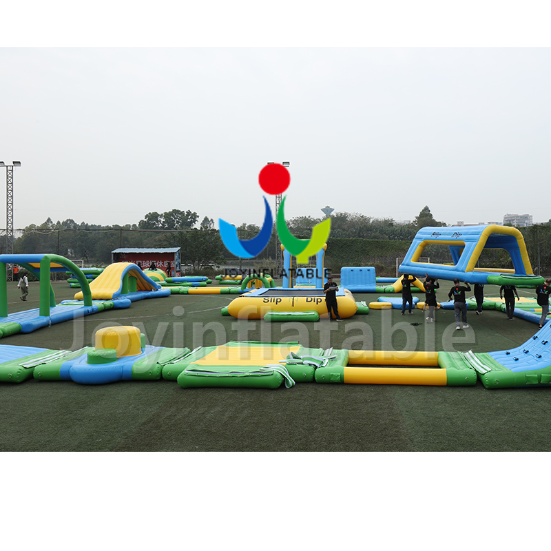 HTB1B1aLacfrK1RkSmLyq6xGApXax - Air-tight technology floating inflatable commercial water park games for sale