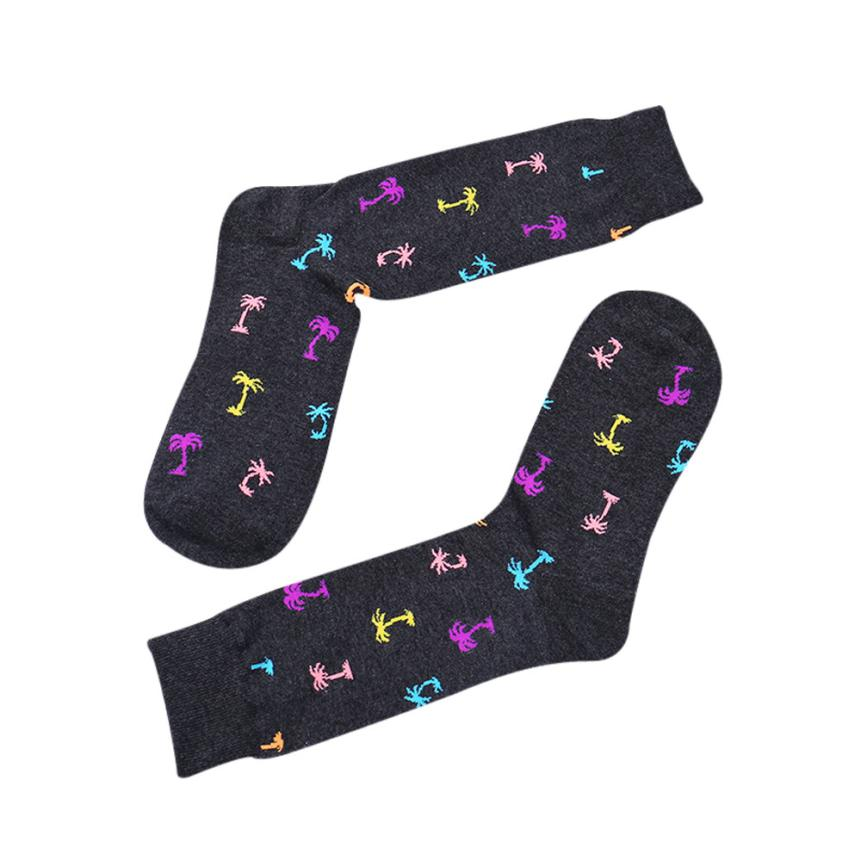 Muqgew Новое поступление популярные Термальность Для мужчин Для женщин зимние носки с принтами Повседневное мягкие ботильоны-Высокие эластич...