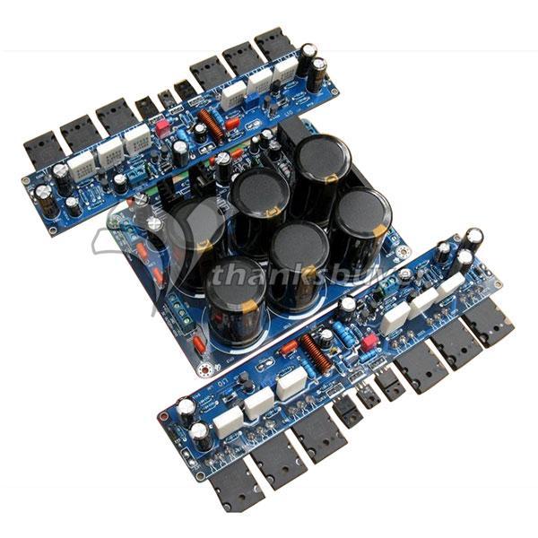TZT LJM- Hi-end Assembled Stereo L10 Power Amplifier 200W+200W 4ohm AMP