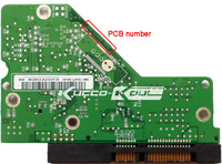WD HDD PCB Logic Board 2060 701477 002 REV A For 3 5 SATA Hard Drive