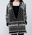 BMC020 женщины перл куртка/леди бисером куртки/balmon жемчужина куртка/мода куртки/moive звезд моды одежды/3 размер бесплатная доставка