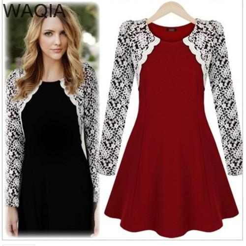 d6bcc95a78d 2015 new Promotions hot trendy cozy fashion women clothes spring sexy dress  full cute sexy lace pleated girl dress