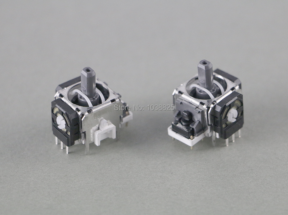 Original New For Playstation 4 PS4 Controller 3D Analog Sensor Repair Parts Handle Joystick 3D Module
