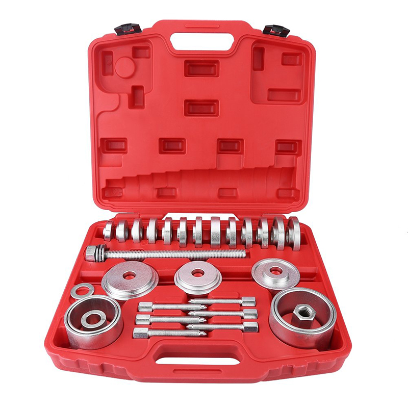New 31pcs  Front Wheel Hub Bearing Removal And Installation Tool Set Auto Repair