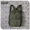 AEQUEEN Waterproof Nylon Backpacks Women Rucksack Solid Travel Bags Small Mochila College Backpack School Bags Daypacks