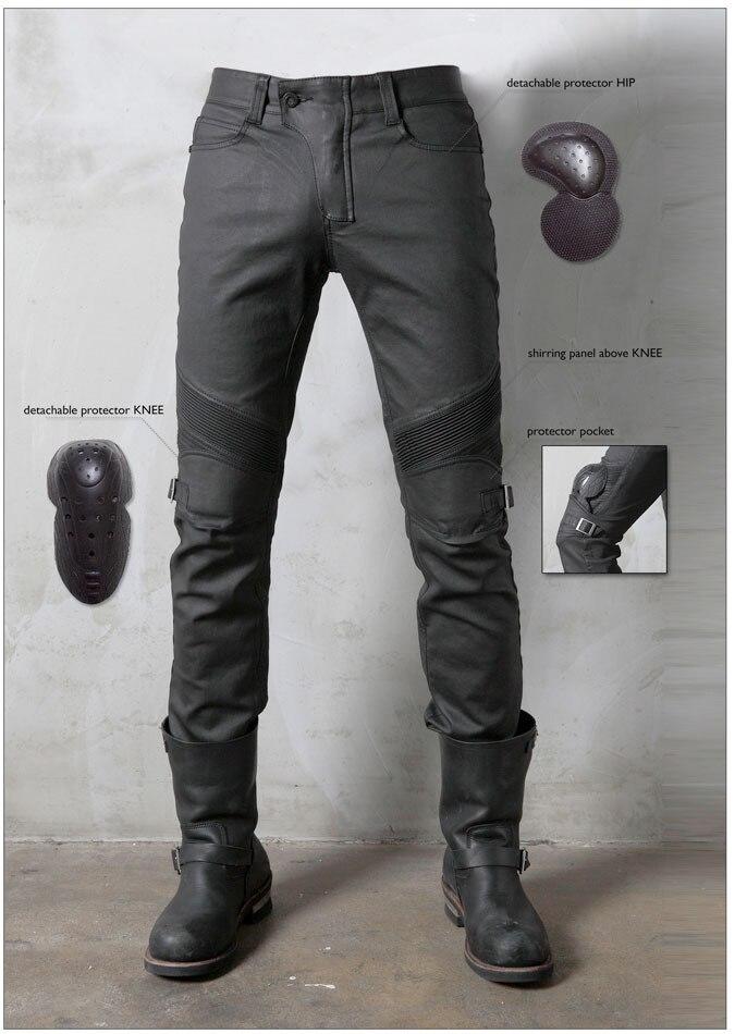 Free shipping uglyBROS ubs08 font b Jeans b font Winter locomotive font b jeans b font