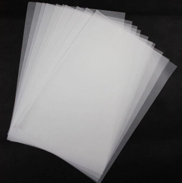 20 Pcs High Quality A2 Tracing Paper Butter Paper Sulfuric Acid Paper Copy Paper Graphic Design Paper