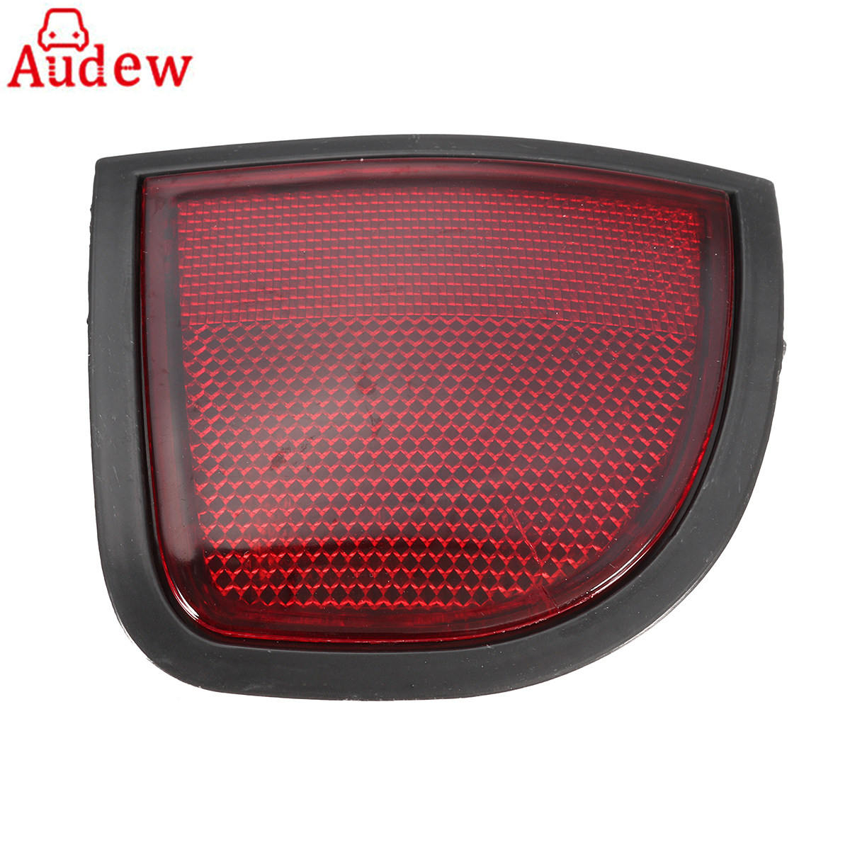 1Pcs  Left Reflector Light Car Rear Tail Bumper Reflector Light Fit for Mitsubishi L200