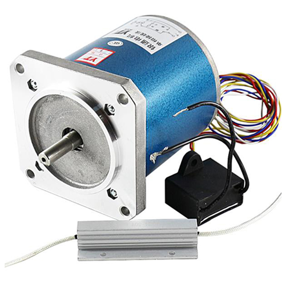 Low Noise 80W 90TDY060 AC permanent magnet low speed 60rpm synchronous motor 90TDY115 corrector motor 220V 380V Low Noise 80W 90TDY060 AC permanent magnet low speed 60rpm synchronous motor 90TDY115 corrector motor 220V 380V