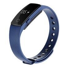 ID107 Smart Bracelet Smart Fitness Band Heart Rate Bluetooth Wristband Support Sleep Health Monitor Passometer Fitness Tracker