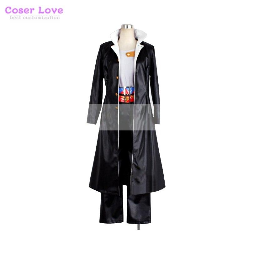 Online Shop Jojo\'s Bizarre Adventure Kujo Jotaro Cosplay Costume ...