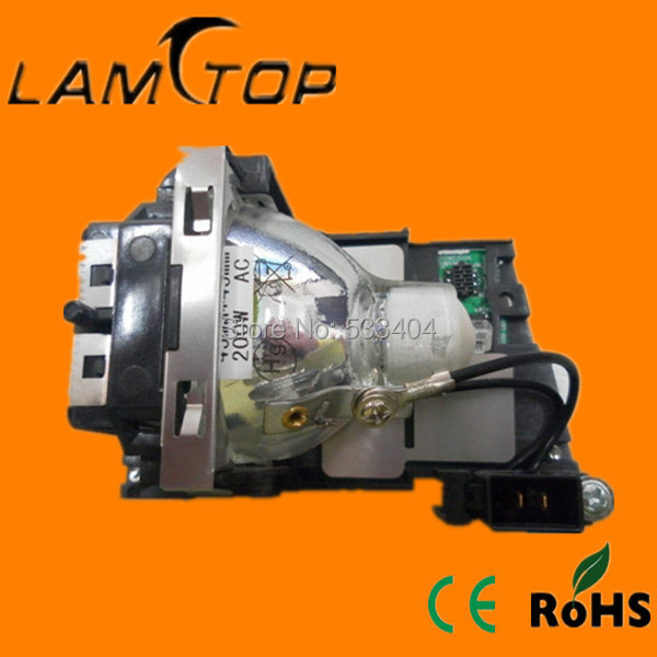FREE SHIPPING   LAMTOP  projector lamp with housing  for 180 days warranty   POA-LMP131  for  PLC-XU305 projector color wheel for optoma hd80 free shipping