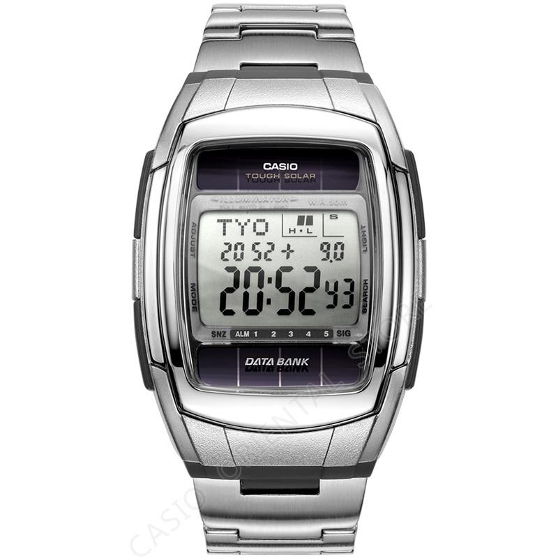 Casio Watch Digital Watch Mens Luxury Quartz Watch Men Sport Military relogio masculino steel band 5 bar waterproof DB-E30-1A
