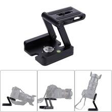 Гибкая Штативные головки решение фотостудия Камера штатив Z Pan & Tilt Flex наклон головы и Гаечные ключи для Canon цифровых зеркальных фотокамер Nikon камера