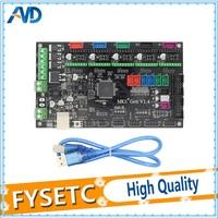 4 Layers PCB Controller Board MKS Gen V1 4 Integrated Mainboard Compatible Ramps1 4 Mega2560 R3