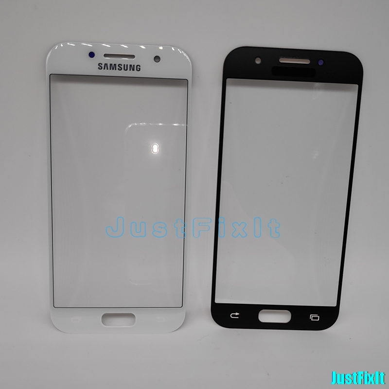 Front Glass Cover Outer Glass Lens For <font><b>Samsung</b></font> Galaxy A3 2017 <font><b>A320</b></font> A320F SM-A320F A320Y <font><b>Lcd</b></font> Display Replacement Part+Tools image