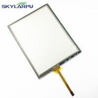 Skylarpu Data Collector touchscreen voor Trimble TSC3/AMT 10476 Touch Screen Digitizer Sensoren Front Lens Glas Vervanging