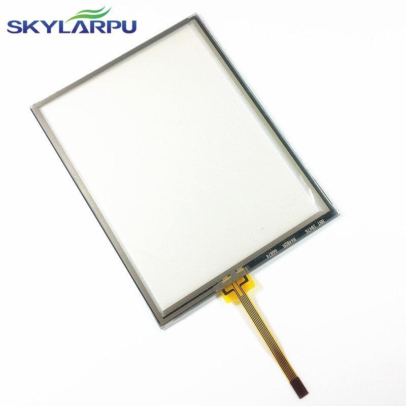Tela sensível ao toque para Trimble TSC3 skylarpu Coletor de Dados/AMT 10476 Sensores de Toque Digitador Da Tela Frontal Da Lente De Vidro de Substituição