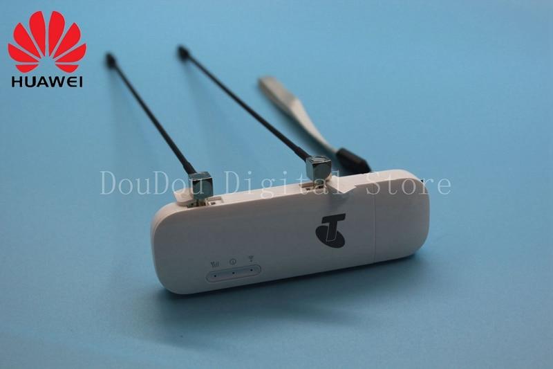 Unlocked New Huawei E8372 E8372h-608 avec Antenne 4G LTE 150 Mbps USB WiFi Modem 4G LTE USB WiFi Dongle 4G Carfi Modem PK E8377