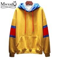 Mwxsd Brand Fashion Men Hoodies Solid Cotton Sweatshirts Spring Men S Japan Fitness Streetwear Hip Hop