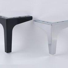 4 шт./лот H = 10,2 см диван шкаф мебель ноги винты