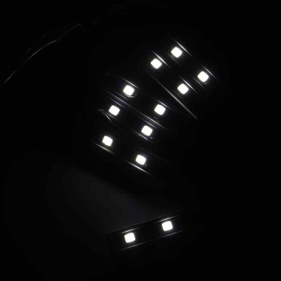 ABS Универсальный DIY светодиодный светильник usb зарядка Сияющие украшения кирпичи бар-тип лампы для Lego игрушки