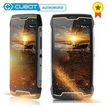 Cubot kingkong ip68 impermeável à prova de choque dustproof 4400 mah telefone móvel andriod 7.0 mt6580 quad core 2 gb ram 16 gb rom celular