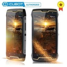 Teléfono Móvil Android 4400 MT6580 Quad Core 2GB RAM 16GB ROM Cubot Kingkong IP68 impermeable a prueba de polvo a prueba de golpes 7,0 mAh