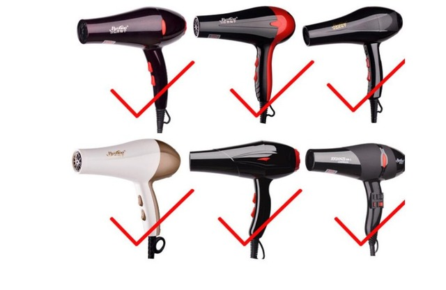 Wholesale Professional Black Nozzle Styling Accessories Universal Diffuser Hair Tools Salon Hair Dryer Curl Diffuser Wind
