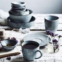 KINGLANG Japanese Designed Ceramic Dinnerware Set W