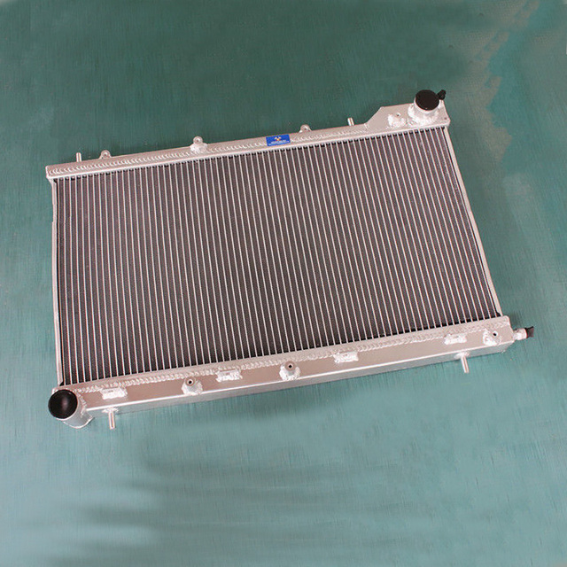 us $289 99 56mm aluminum alloy radiator radiator for subaru forester xt turbo mt sg5 2003 2008 in radiators \u0026 parts from automobiles \u0026 motorcycles on Forester Radiator Panel 15