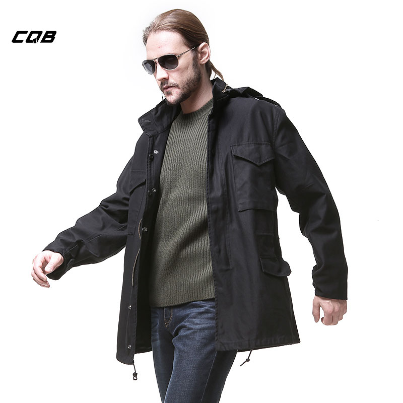 CQB Outdoor Sport Camping Tactical Military Coat Men's Windproof Jacket Long Trench Hiking Jacket Hunting Windproof Coat цена и фото