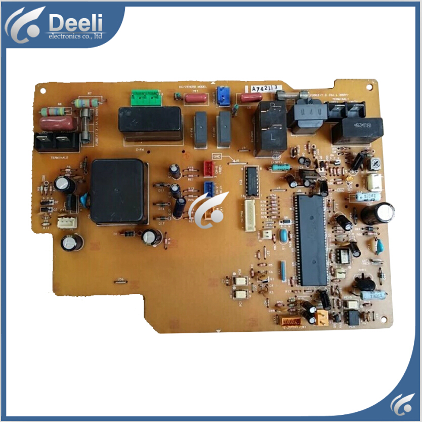 95% new Original for air conditioning Computer board A742113 A742114 circuit board on sale 95% new original for 47ld450 ca 47lk460 eax61289601 12 lgp47 10lf ls power supply board on sale