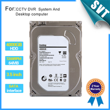 New CCTV Accessories 4000gb 3.5″ inch Hard disk 4TB 7200rpm 128MB SATA Internal HDD for Desktop DVR recorder CCTV system SK-243