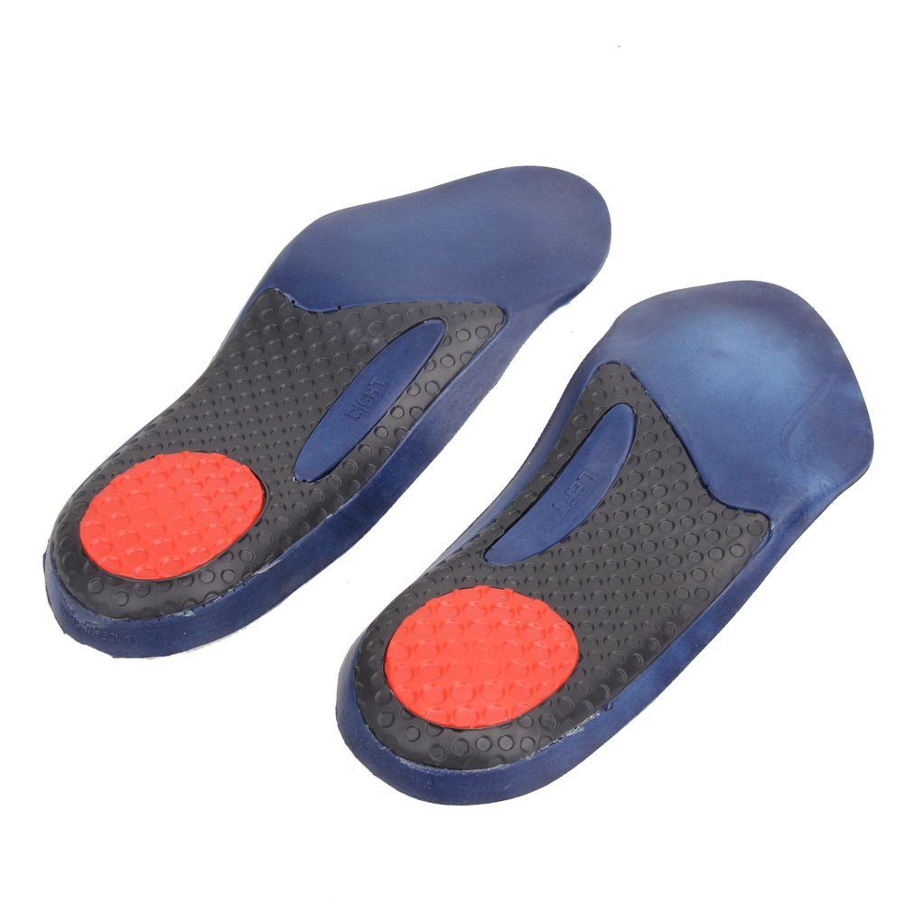 3/4 Kids Adult Arch Support Cushion Insole Flat Foot Corrector Shoes Pads Orthopedic Insoles Correction Health Feet Care