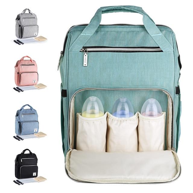 3e0565db1b Fashion Maternity Bag Mummy Nappy Bags Brand Large Capacity Baby Bag Travel  Backpack Design Nursing Diaper Bag Baby Care