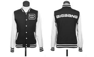 Kpop casaco novo JAQUETAS uniformes de beisebol bigbang turnê mulheres moletom com capuz 5 cores