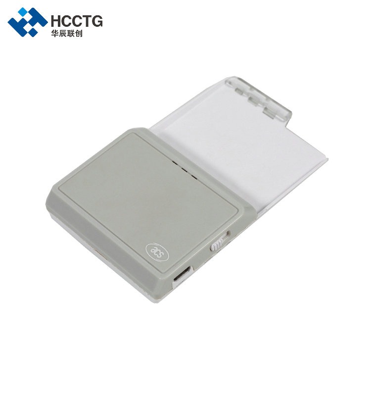 Bluetooth conact card reader ACR3901U S1 Mini Smart Card Reader ISO 7816 with 2pcs free IC chip Cards|card reader|smart card reader|iso 7816 - title=